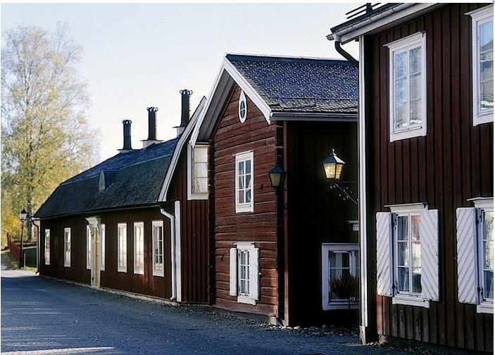 Grythyttan,vicino Orebro, Svezia