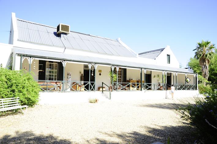 Dennehof Karoo Guest House